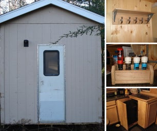 How to Build a Cabin on  a Budget Budget