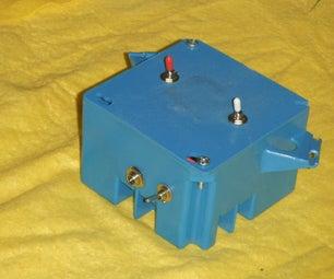 Electronic Candle Noisemaker