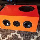 DIY Definitive Technology CLR Clone HiFi Speaker