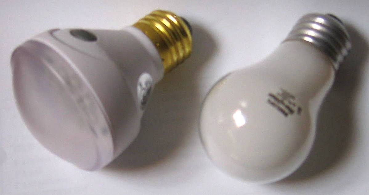 LED Refrigerator Light