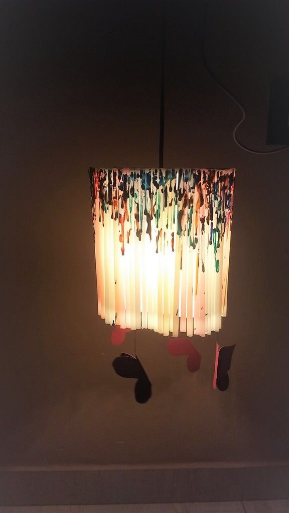 Night Straw Lamp