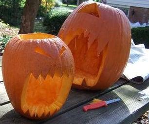 It's a Pumpkin Eat Pumpkin World...