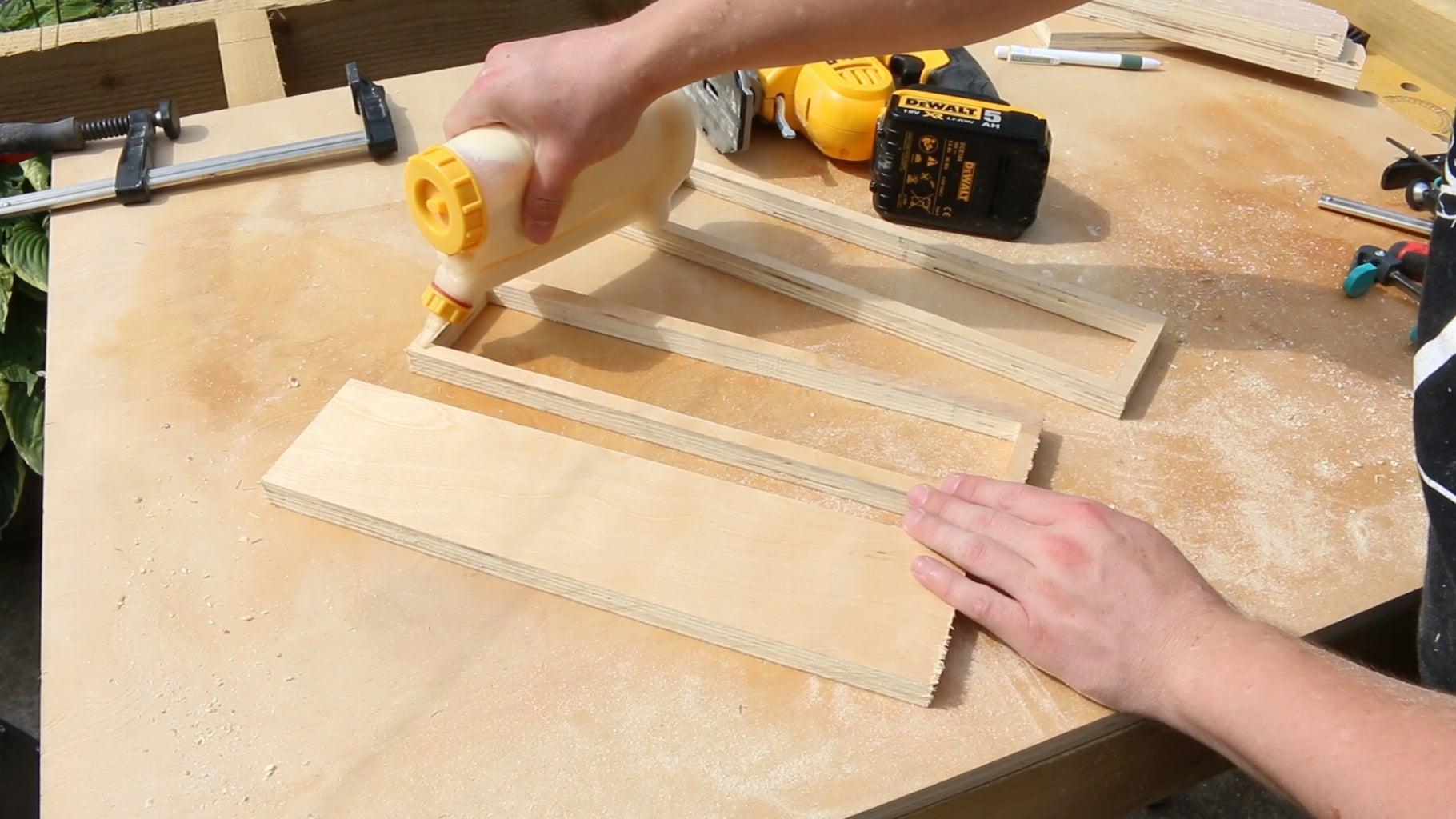 Create Plywood Base