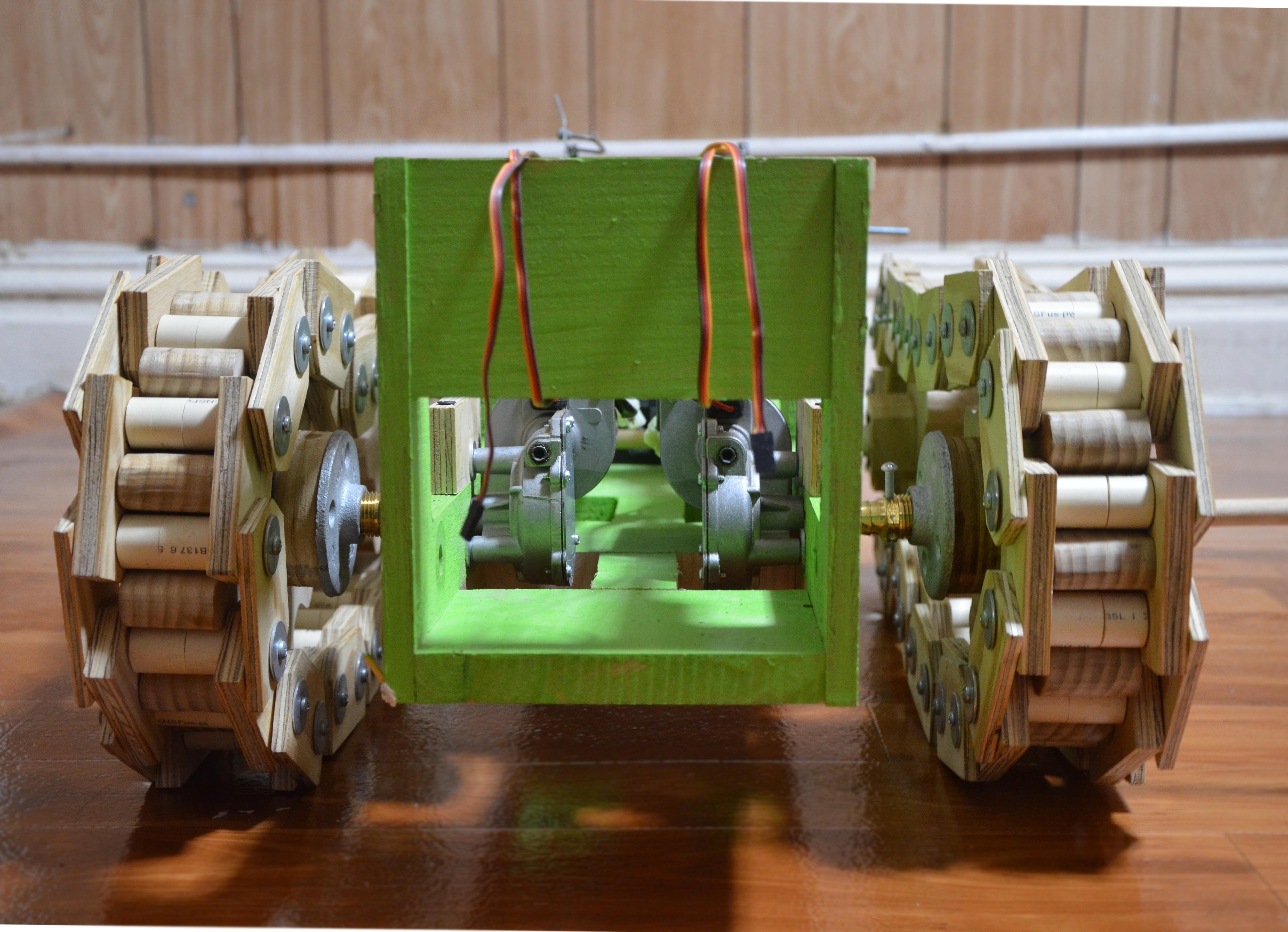 My Robot Tank
