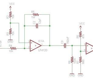 Sound Responsive Circuit