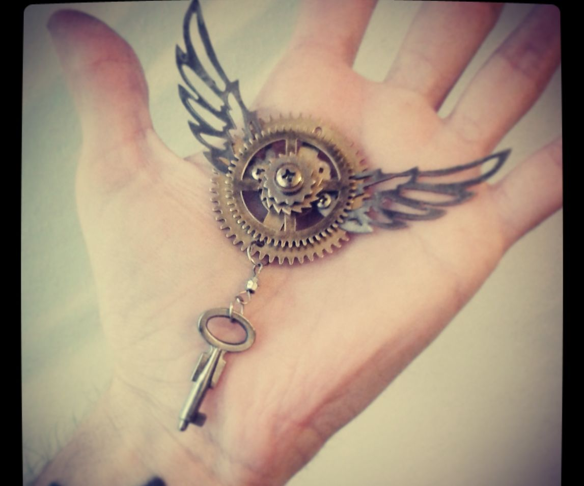 Steampuk Necklace