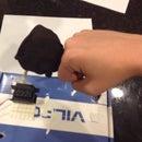 automatic fist bumper