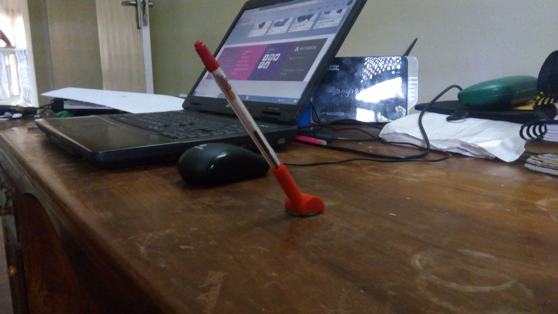 Congratulations! You Have Made a Pen Holder