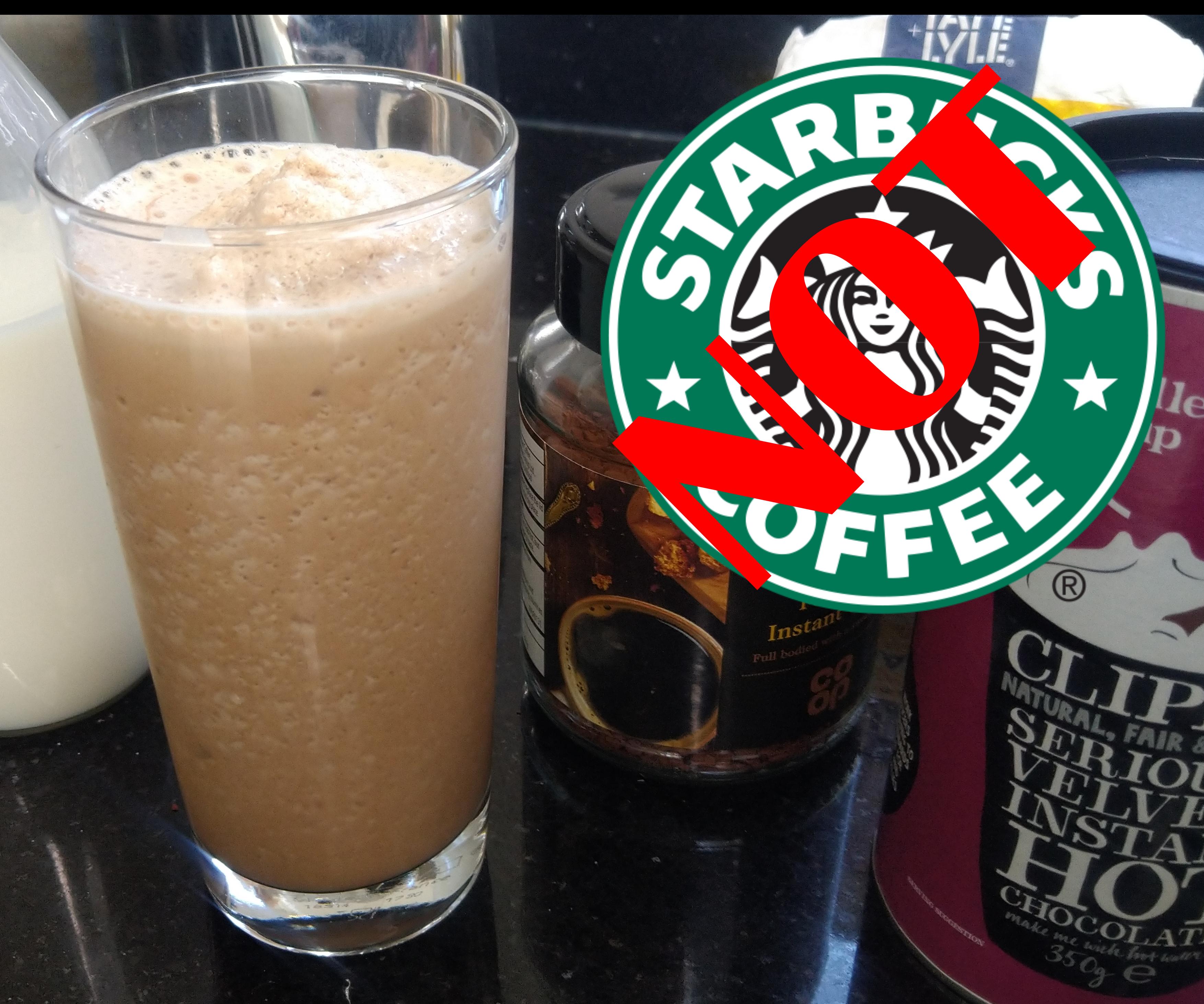 Starbucks Mocha Frappucino
