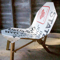 Sign Chair