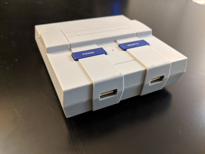 Super Pitendo: Raspberry Pi 3b+ Retro Console Build