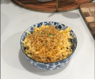 Easy, Creamy Mac and Cheese
