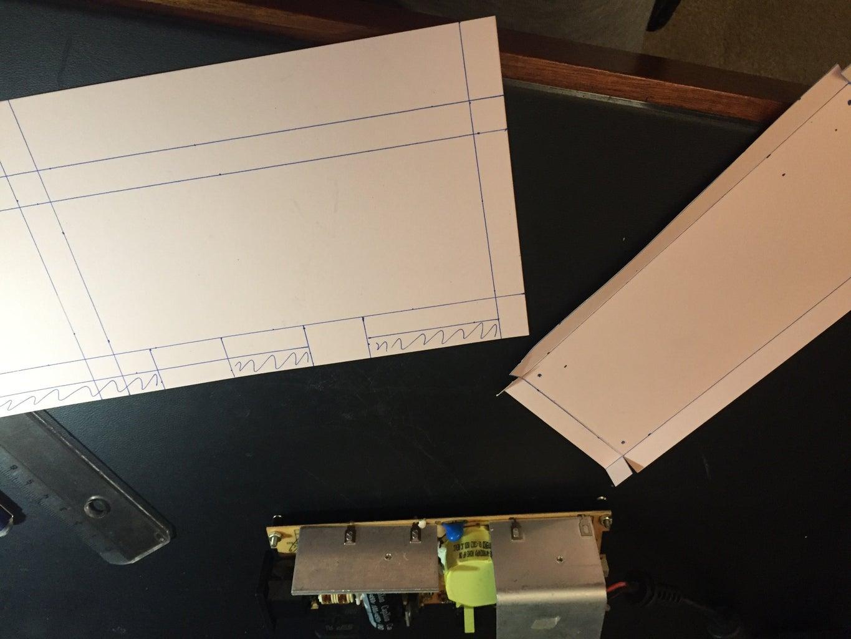 Forward Project - Making RF Shield and Prepare the PSU