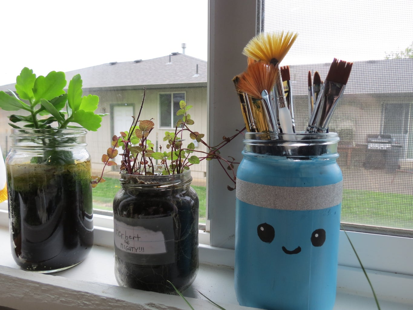 Find a Use for Your Darling Little Jars!