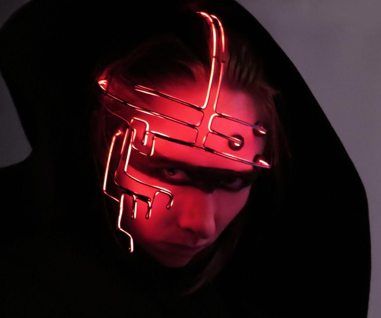 Bionic El Wire Mask