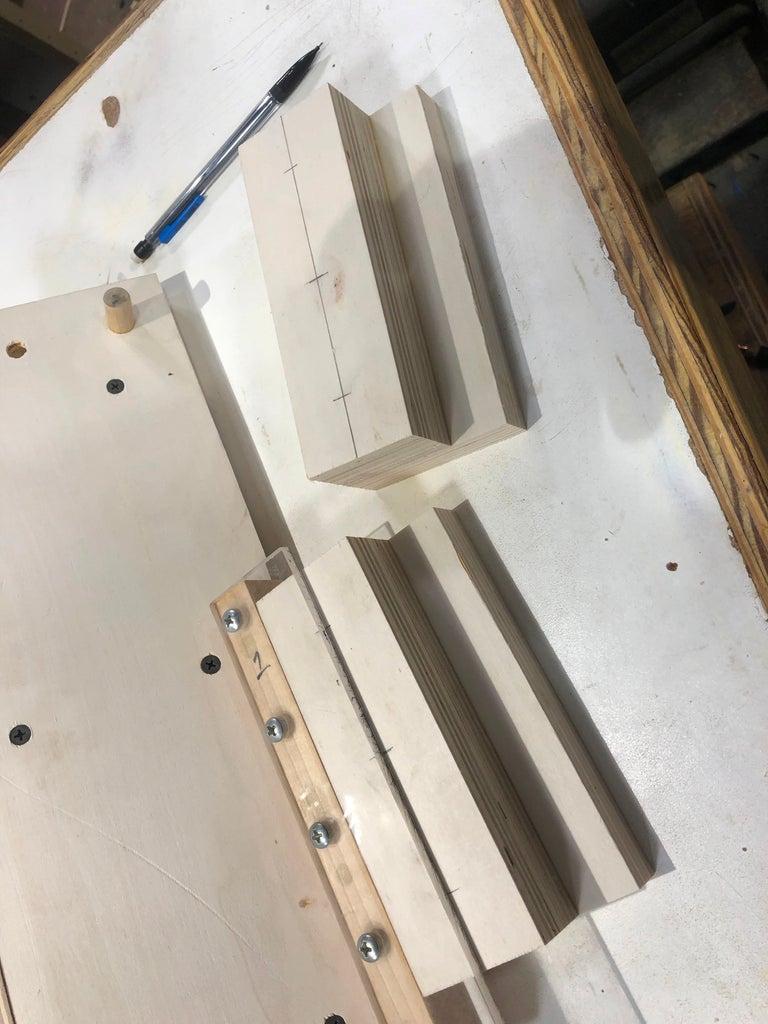 Clamping Blocks