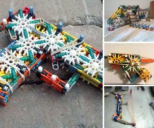 Favorite K'Nex Builds