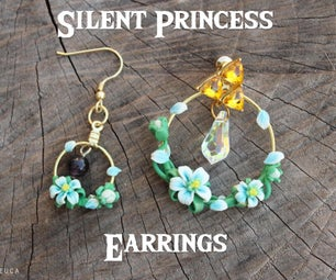 Silent Princess (Legend of Zelda Inspired) Earrings