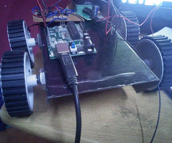 Arduino Logobot