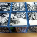 3D Printed Photo Block Puzzle