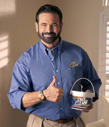 Billy Mays (the OxiClean Guy) Halloween Costume