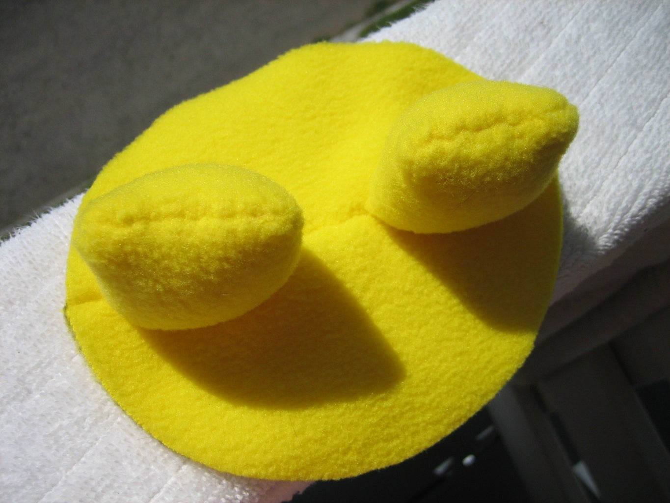 Sew the Butt and Legs Together.