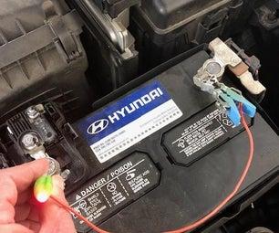 汽车电流检测器