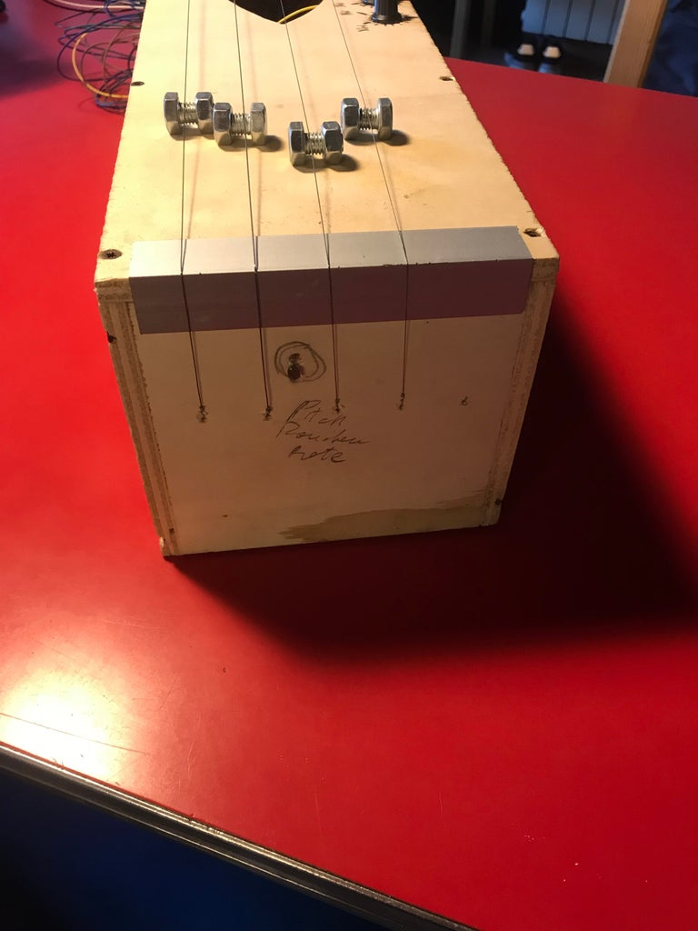 Acoustic Sound Texture Generator and Controller