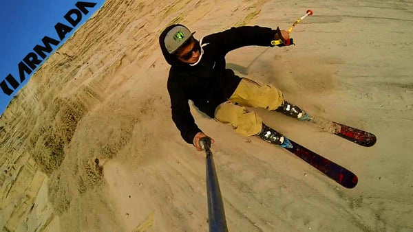 Tips for Skiing on Sand