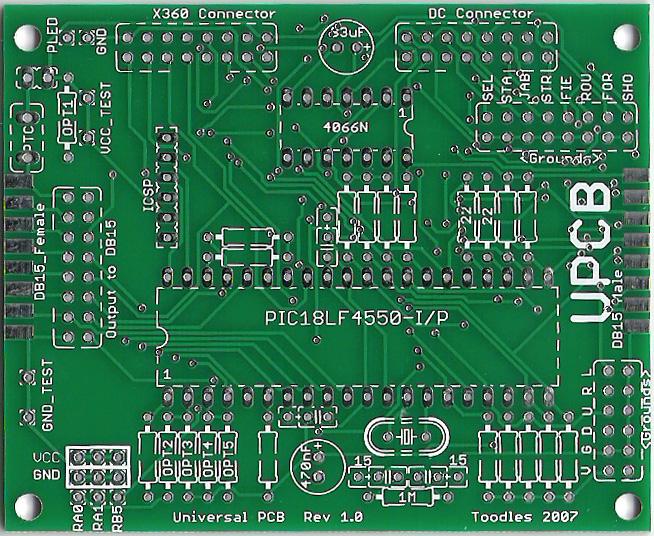 Assemble a Universal PCB
