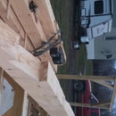 A Timber Frame Scarf Joint