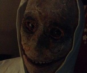 Jeff the Killer Mask