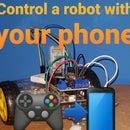 Arduino Car - Bluetooth Controlled