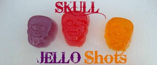 Skull Jello Shots