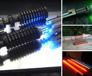 Props Armory: Lightsabers