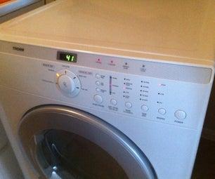 DIY LG Dryer Disassembly