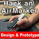 Hacking and Casting a Universal Air Marker
