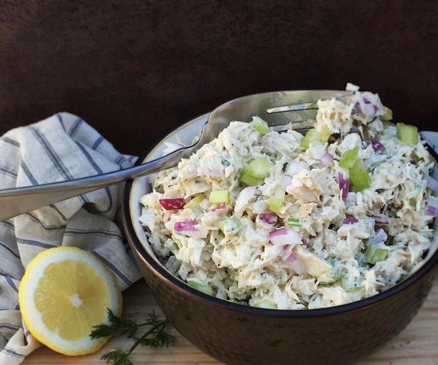Fresh Albacore Al's Tuna Salad