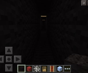 Minecraft:How to Make a Scary Tunnel