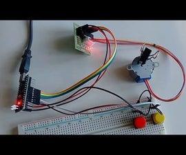 Arduino Nano and Visuino: Control Stepper Motor With Buttons