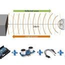 How to Measure Distance Using Ultrasonic Sensor (Full Tutorial)