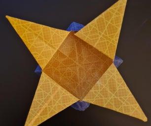 Origami Petal Box