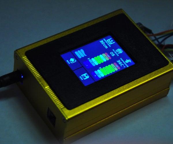 GoldFish - a Smart Fish Tank Controller
