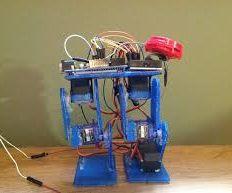 Walking Robot UMB Tech-3d Printed