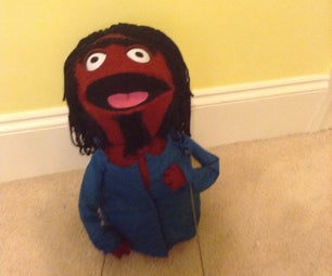 My First Hand Puppet-Roscoe