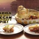 Jabba the Hutt Vegan Shepherd's Pie