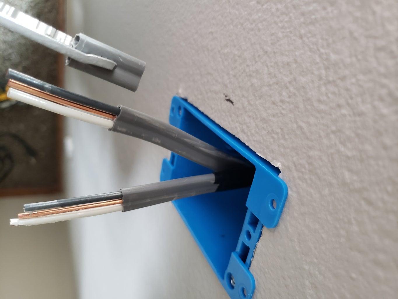 Switch Installation Preparation Part 4