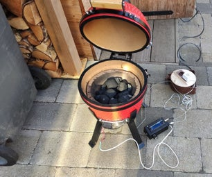 ESP8266上的BBQ温度和肉类传感器,带显示屏