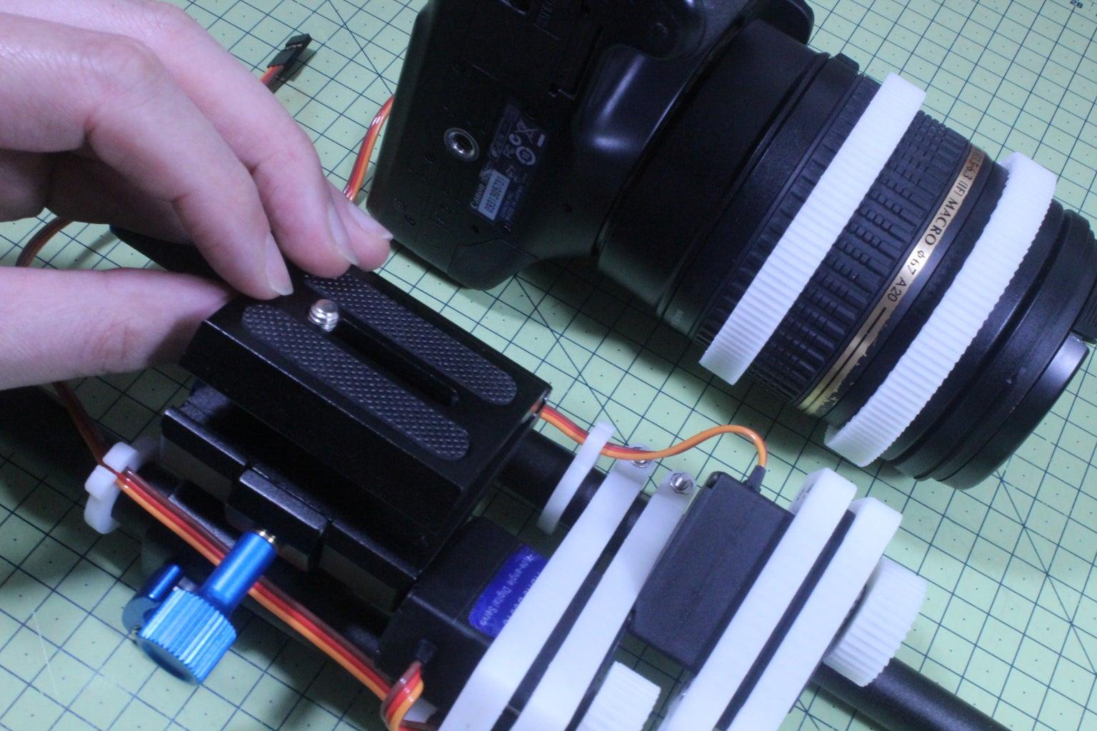 Aligning Gears