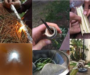 Bamboo Survival Kit
